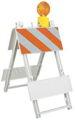 5000 JACKSON SAFETY BARRICADES